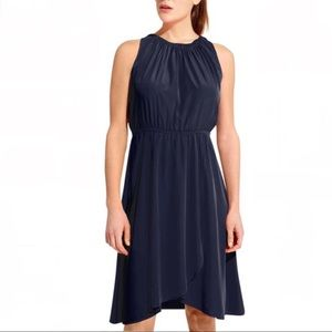Athleta Martinique Navy Dress Size Small